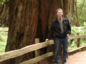 Kevin at Muir Woods
